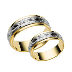 Arany karikagyűrű K1