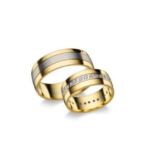 Arany karikagyűrű B5