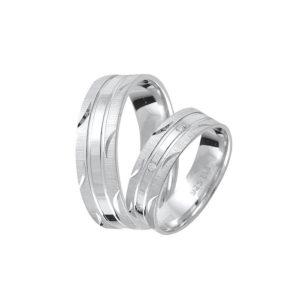 Ezüst karikagyűrű (e09)