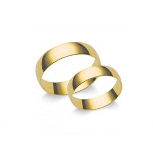 Hagyományos, kedvelt, eljegyzési és karikagyűrű - s2