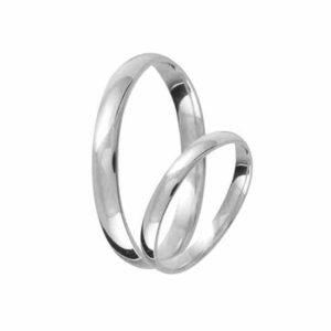 Ezüst eljegyzési gyűrű - E14
