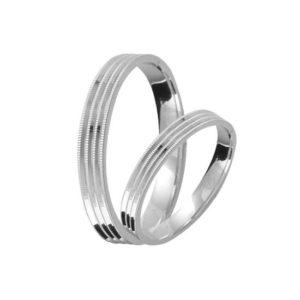 Ezüst karikagyűrű (E13)