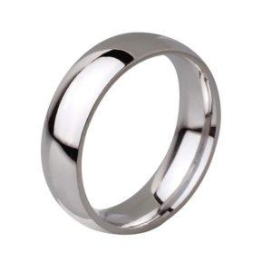Ezüst eljegyzési gyűrű E22