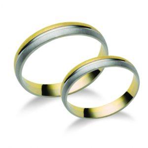 Arany vékony karikagyűrű -T1