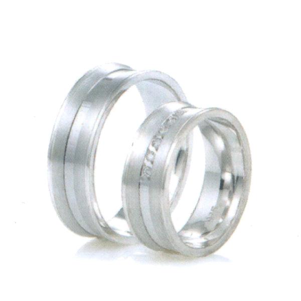 széles ezüst karikagyűrű